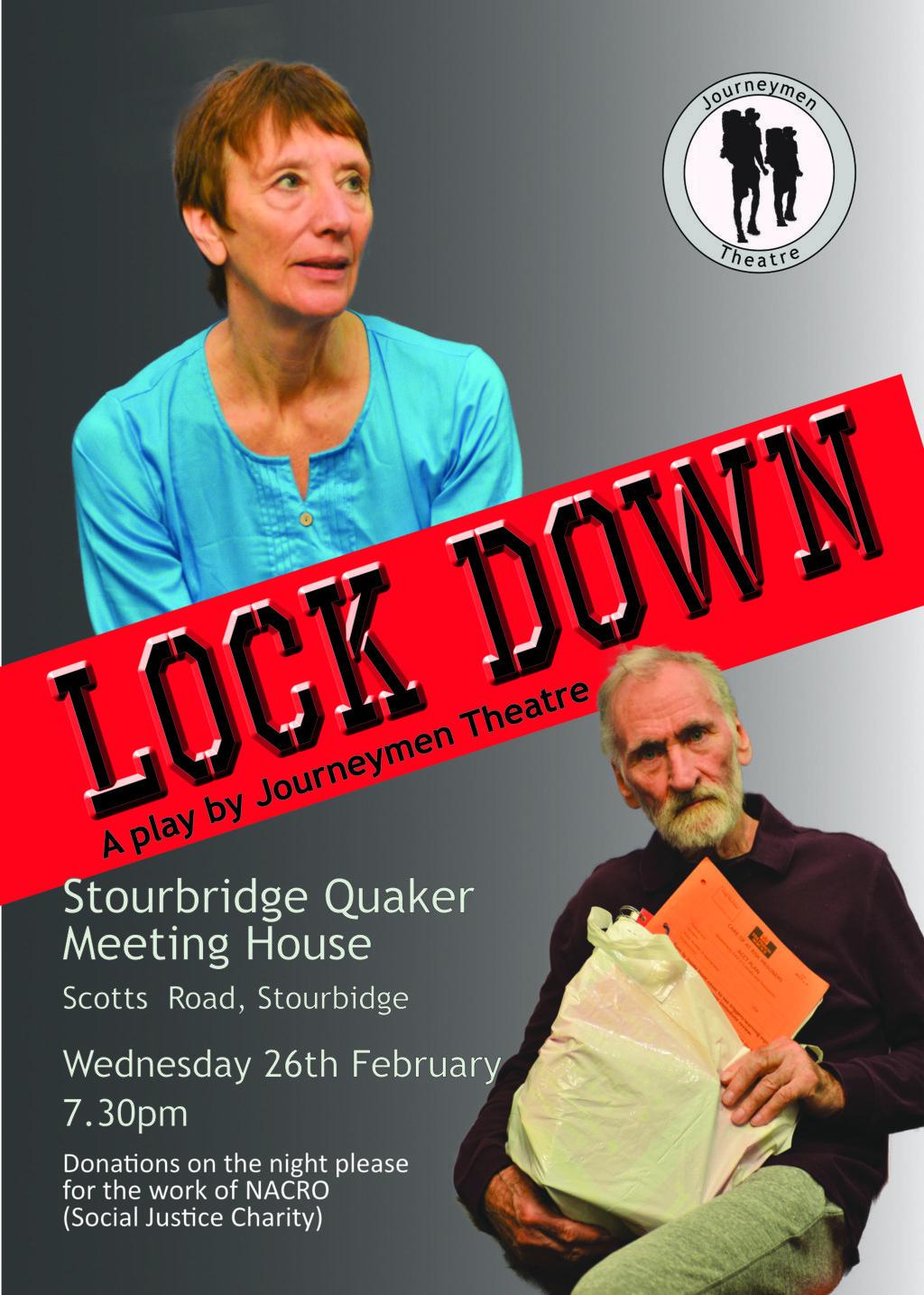 Lock Down (Journeymen Theatre)